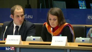 Magyarország volt a téma az EP-ben