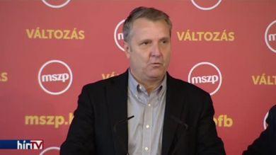 Molnár Gyula: aki nem tüntet, azt a Fidesz fogja eltüntetni
