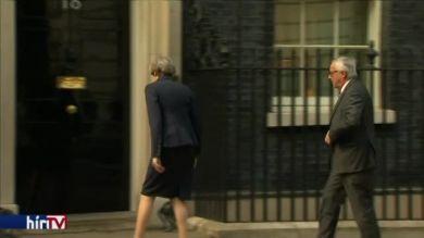 A brexitről tárgyaltak Londonban