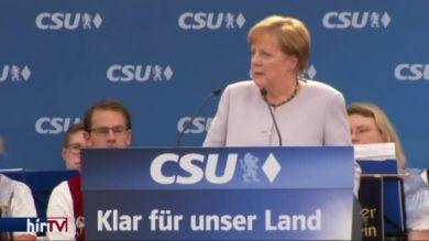 Merkel szavai miatt magyarázkodnak