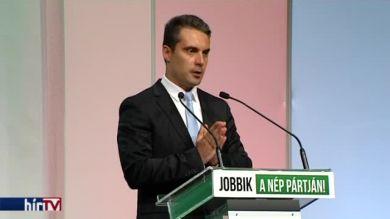 Biztonságos, élhető, igazságos és szabad országot teremtene kormányon a Jobbik
