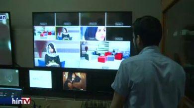 Afganisztáni női TV Kabulban