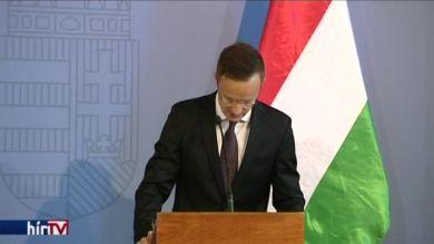 Szijjártó: Kipécézte az EU Magyarországot