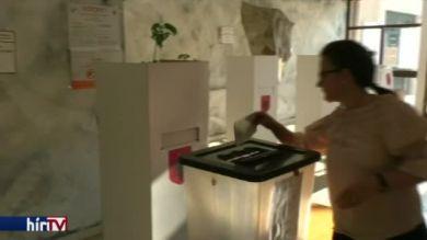 Taroltak a szocialisták az albán választásokon