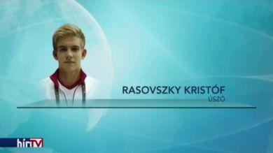 Ötödik Rasovszky a 10 kilométeres úszásban