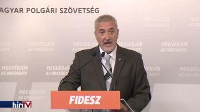 Fidesz: az MSZP és a DK számoljon el a Czeglédy-ügyben ellopott pénzekkel!