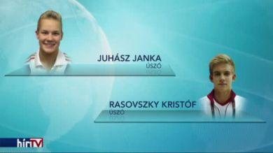 Magyar 7. hely, orosz arany, csoportelsők a női pólósok