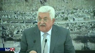Palesztina megszakítja kapcsolatait Izraellel