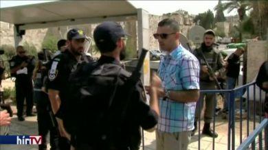 Mérgesedik a helyzet Ciszjordániában