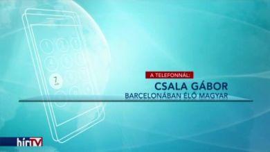 Egy Barcelonában élő magyar: Rossz a hangulat