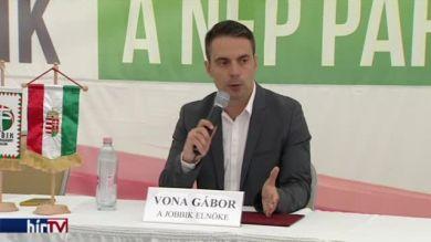 Vona Gábor ünnepi beszéde augusztus 20-án