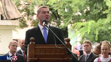 Botka László ünnepi beszéde augusztus 20-án