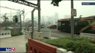 Lesz nagydíj Szingapúrban