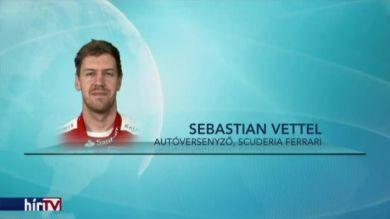 Sebastian Vettel volt a leggyorsabb