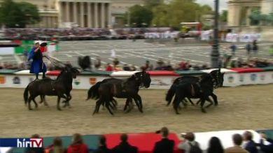 Csemő lovasa nyerte a Nemzeti Vágtát