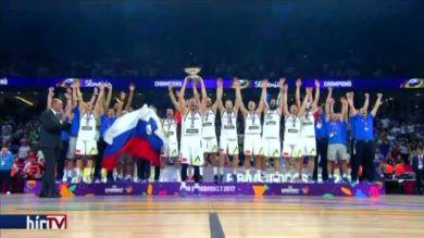 Szlovéniáé az Európa-bajnoki cím