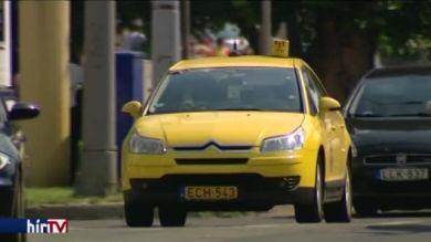 A taxik negyede elöregedett Magyarországon