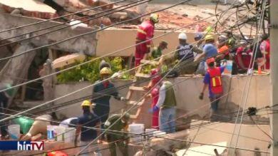 Rengeteg áldozata van a földrengésnek