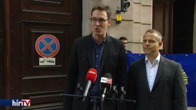 Karácsony Gergely: a mobilgáttal kapcsolatos népszavazás legyen a budapestiek forradalma a Fidesszel szemben