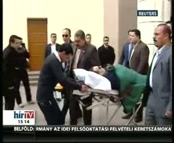 Halálos ítéletet kért az ügyész Mubarakra