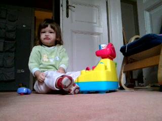 Izabel és a pénztárgép