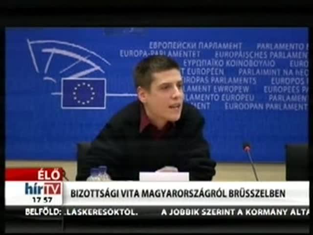 Bizottsági vita Magyarországról Brüsszelben (7)