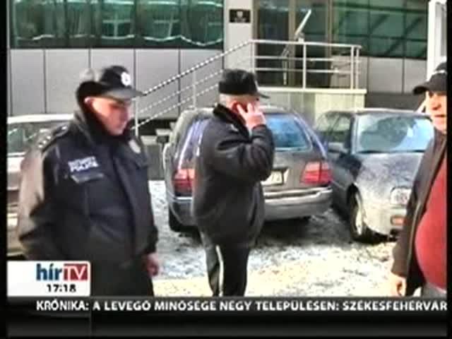 Szigorúan őrzött diplomatanegyedben robbantottak