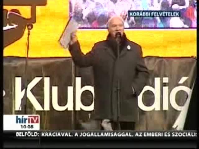 Bolgár Schmitt likvidálásáról beszélgetett