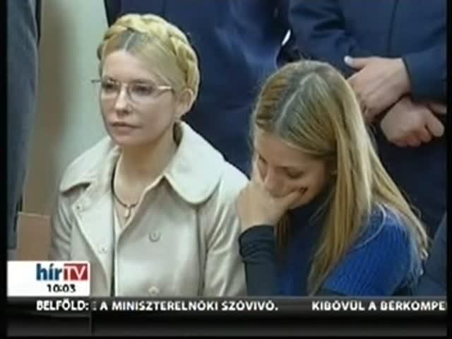 Kegyelmet kaphat Timosenko