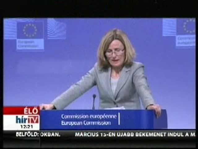 Nem felelt meg mindenben a magyar válasz az EB-nek