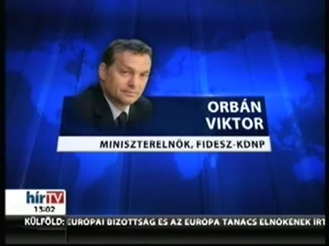 Orbán megnevezte a sikeresség zálogát