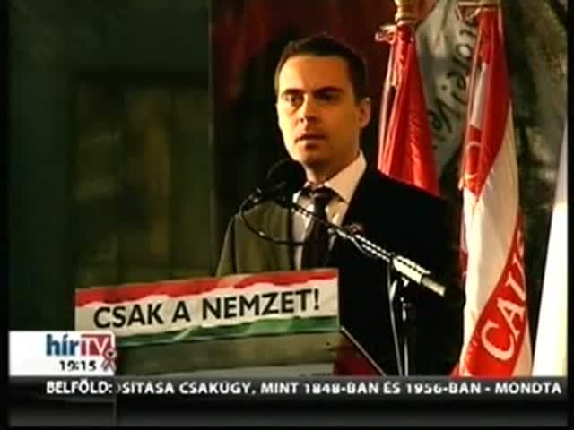 Vona: Magyarországon liberális demokrácia van