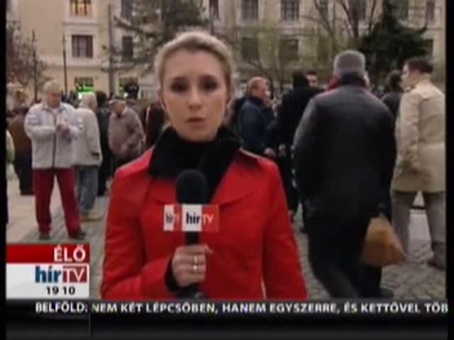 Tüntetés a Károlyi-szobor elbontása ellen – Bejelentkezés 19 órakor