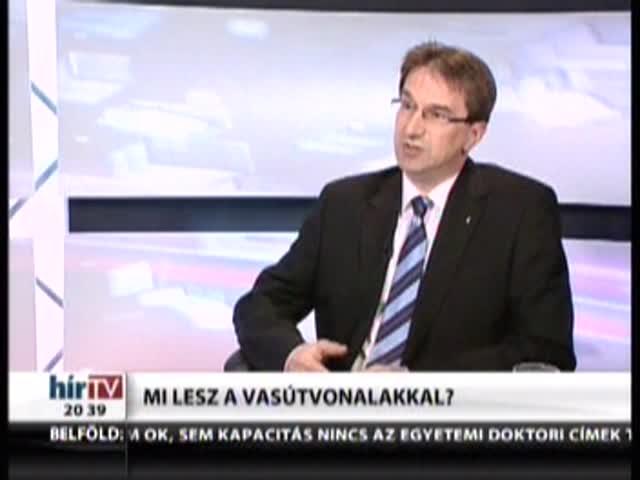 Mit kezdene az IMF a magyar közlekedéssel?