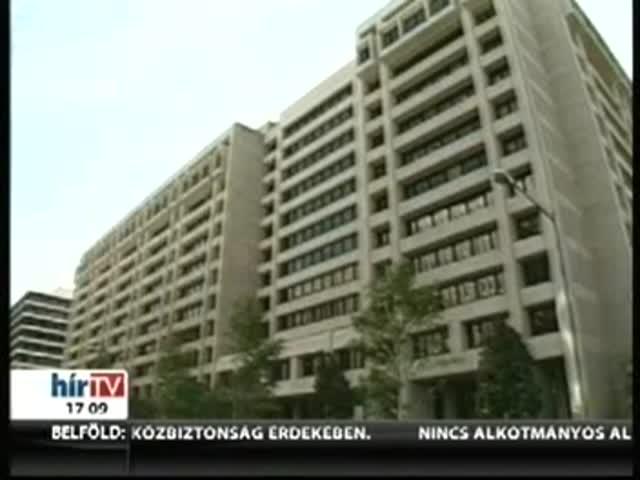Magyar növekedést lát az IMF