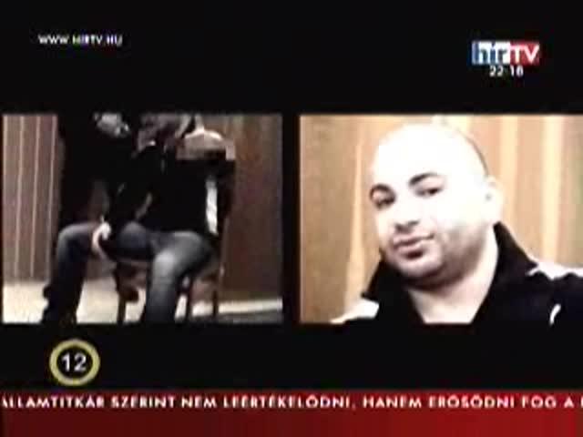 Vágatlan videó a Cozma-gyilkosságról - Riasztás