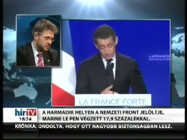 Vajon tud-e innen fordítani Sarkozy? – Globál