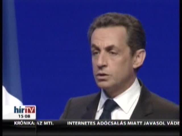 Ez kiverte a biztosítékot Sarkozynél