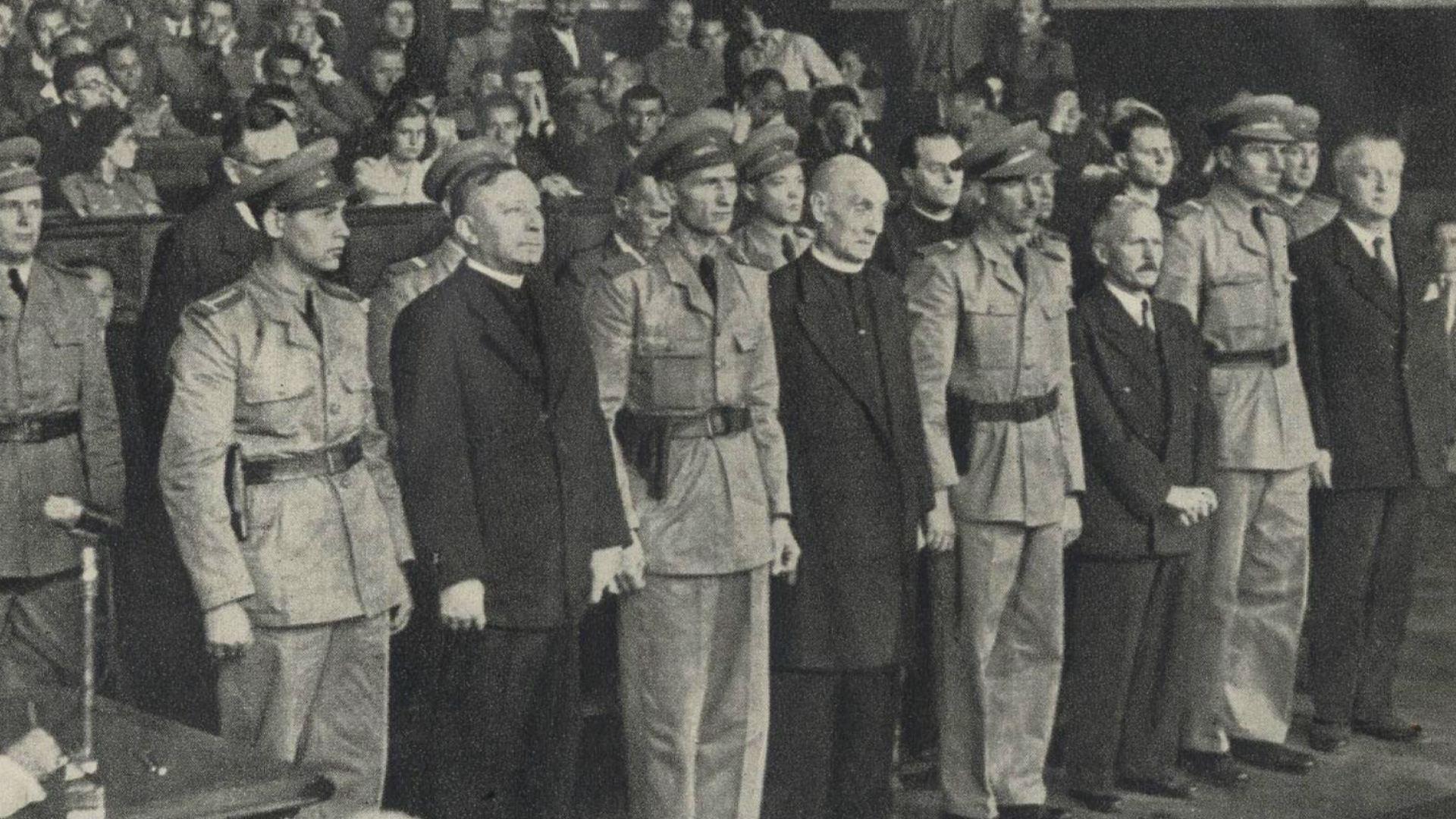 Vezér Ferenc - a pálos, akit 1951-ben kivégeztek