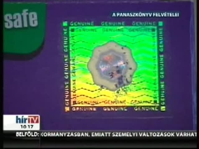 Életveszélyes étrend-kiegészítőt leplezett le a Hír TV