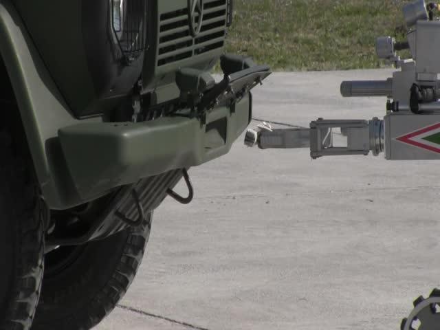 Életeket menthetnek a magyar tűzszerészek