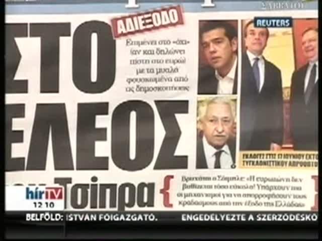 Újabb választások lehetnek Görögországban