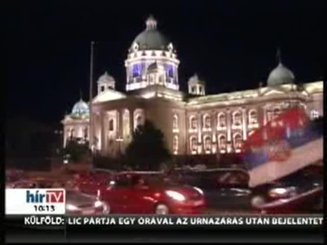 Új elnöke van Szerbiának