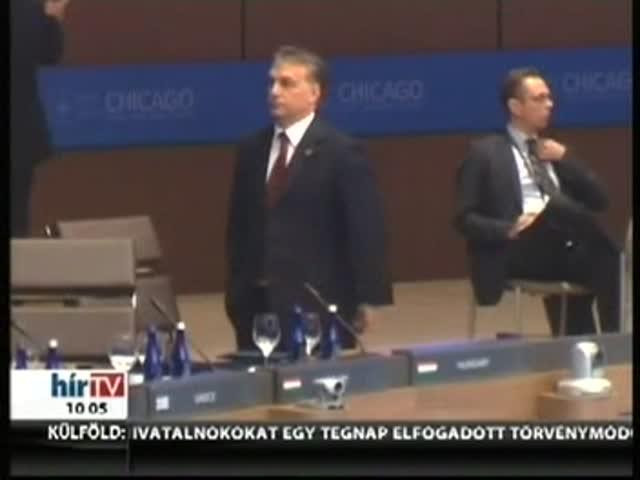 Orbán levélben gratulált