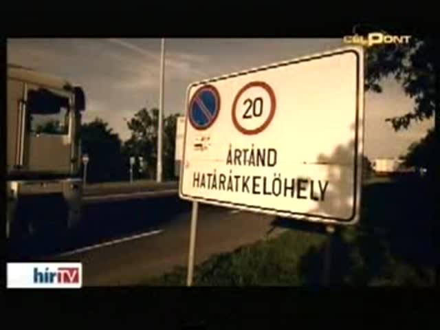 Ceausescu él – Célpont