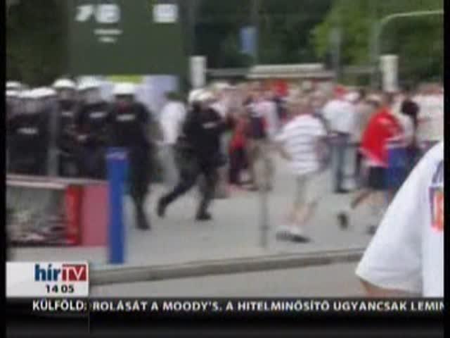 Előzetesbe került a verekedő magyar állampolgár