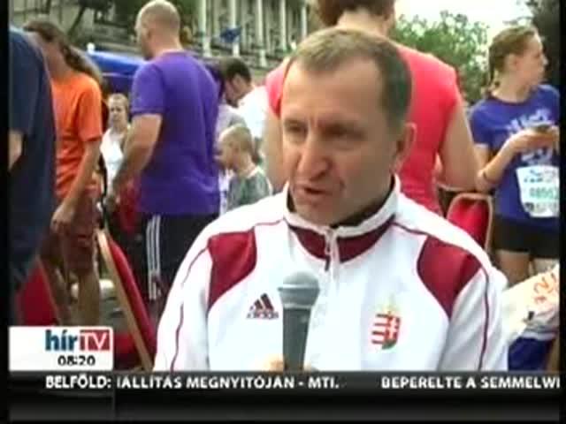 19. olimpiai maraton- és félmaraton-váltófutás – Befutó London