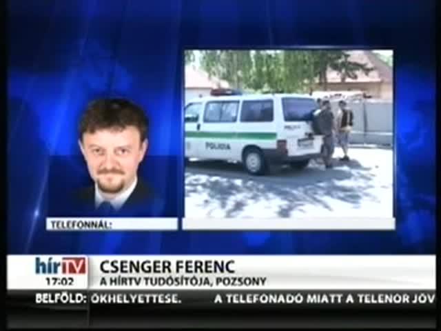 Mészárlásba kezdett egy rendőr Ógyallán - 17 órakor