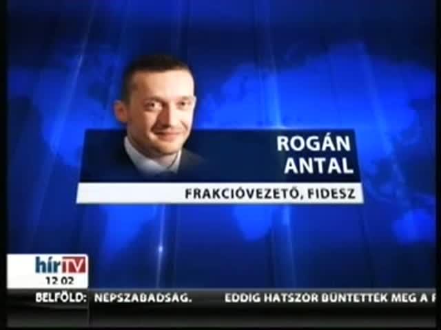"""A Fidesz-frakció leadta a """"rendelését"""" a kormánynak"""