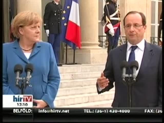 Erős és szilárd Európát építenének